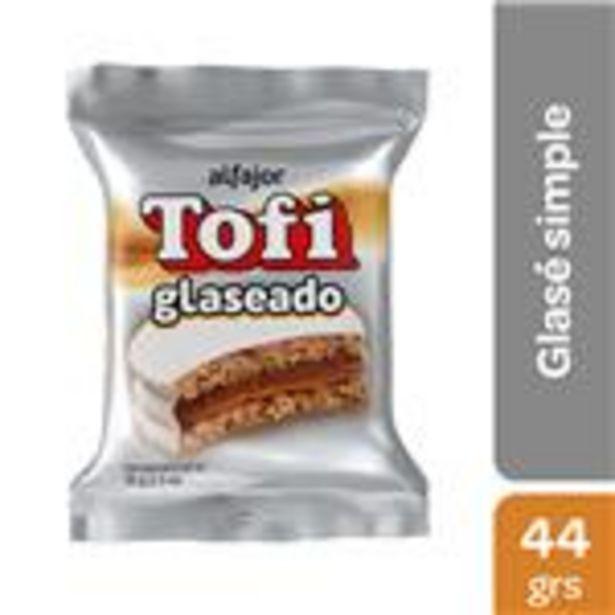 Oferta de Alfajor Glacé TOFI Fwp 44 Grm por $46,99