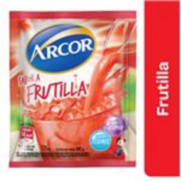 Oferta de Jugo Polvo Frutilla Arcor Sob 20 Grm por $15,36