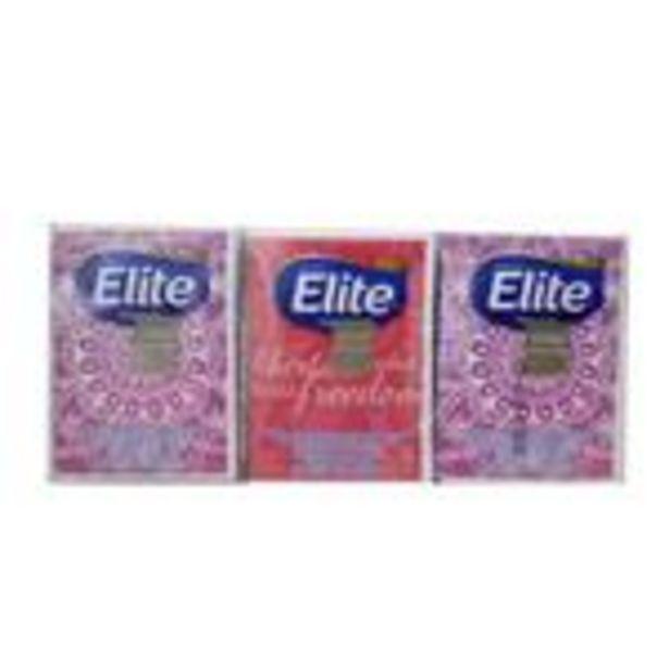 Oferta de Pañuelos ELITE   Triple Hoja Paquete 48 Unidades por $57,95