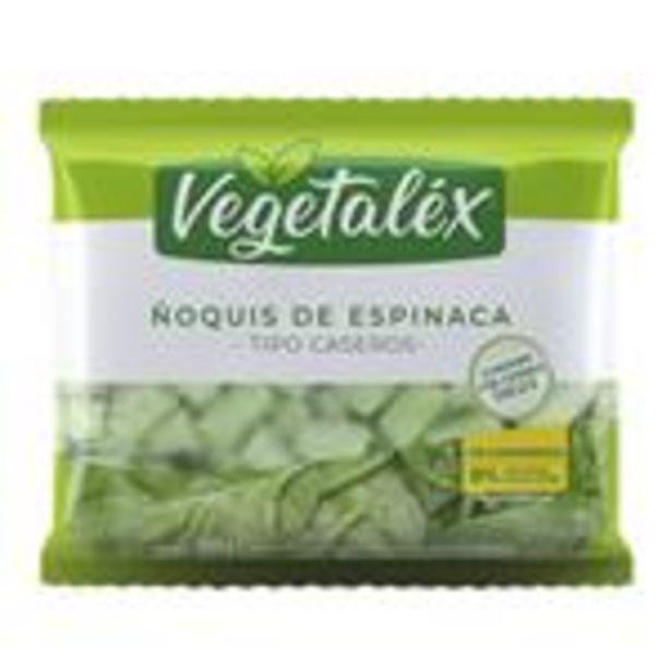 Oferta de Ñoqui Verdura Vegetalex Cja 500 Grm por $244