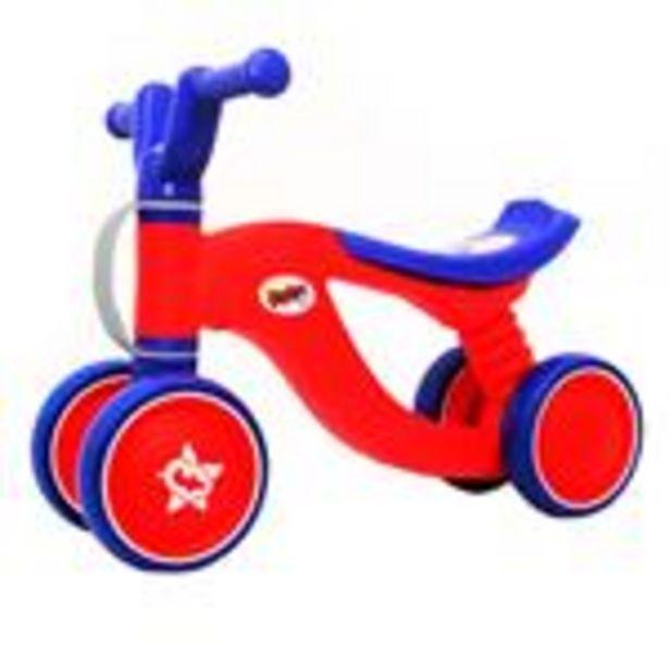 Oferta de Miniquad Plástico Futy Rojo por $5999