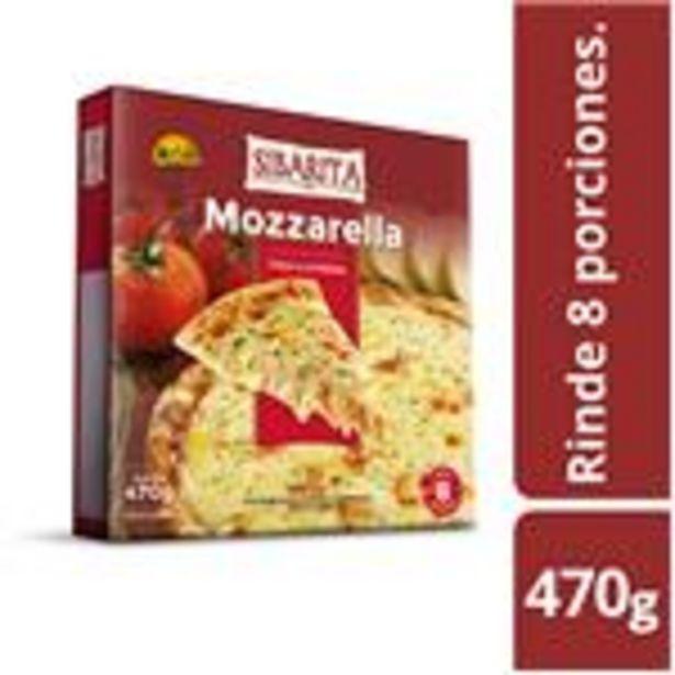 Oferta de Pizza Muzz/Simpl Sibarita Cja 470 Grm por $498