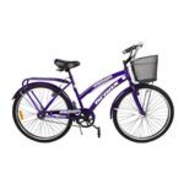 """Oferta de Bicicleta De Paseo Rosy BRONX 26"""" por $39999"""