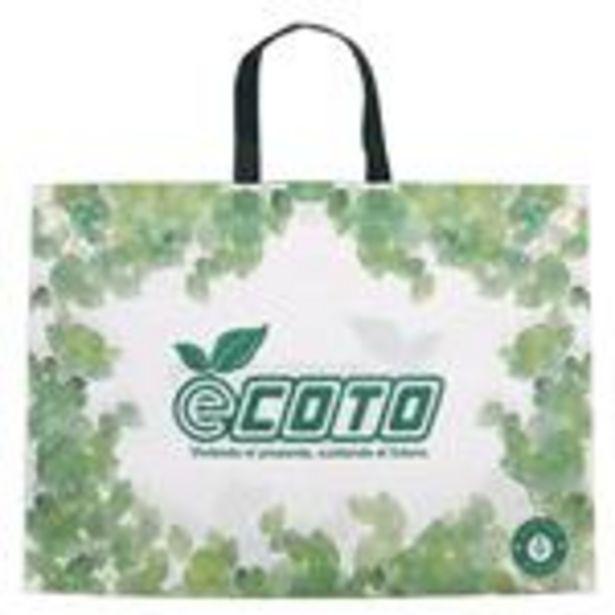 Oferta de Bolsa Ecológica Coto 40x55 . . . por $77,9