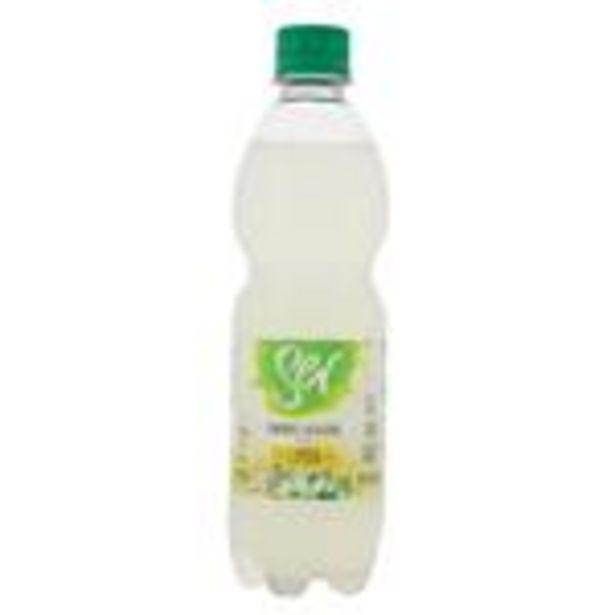 Oferta de Agua Con Gas Limon SER Bot 500 Ml por $60,89