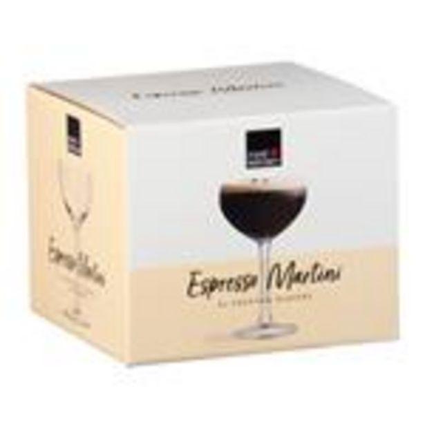 Oferta de Copas Martini Setx4 240 Ml Cocktails . . . por $1249,95
