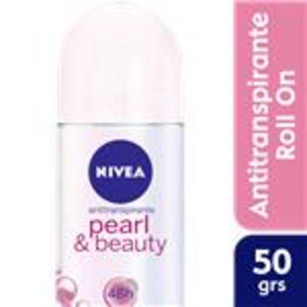 Oferta de Roll On Pearl&Beauty Nivea Rol 50 Ml por $99,59