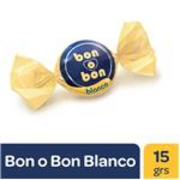 Oferta de Bombon BON O BON Blanco X 1 Unidad por $28,49