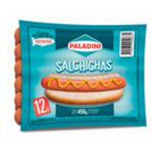 Oferta de Salchicha PALADINI X12 450 Grm por $269