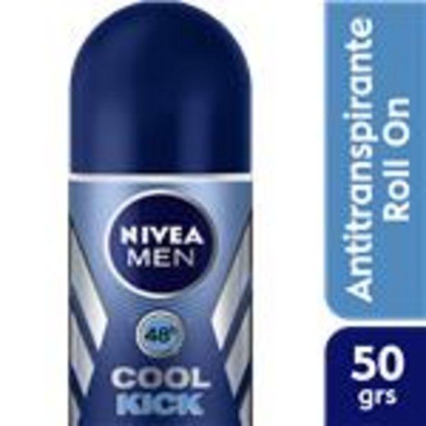 Oferta de Deo Roll On Aqua Cool Nivea Rol 50 Ml por $99,59