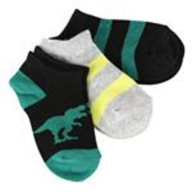 Oferta de Soquete Dino Gris Packx3 por $354