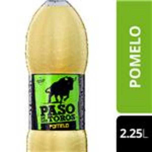 Oferta de Gaseosa PASO DE LOS TOROS    Botella 2.25 L por $166,76