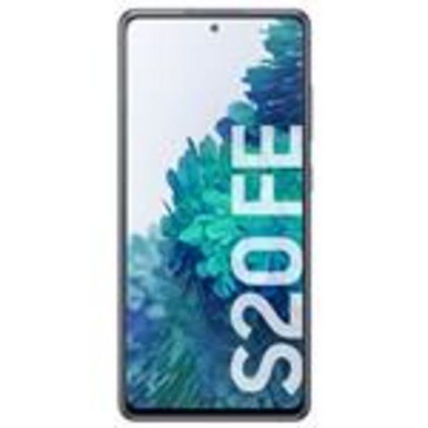 """Oferta de Celular Libre SAMSUNG S20 FE 4G LTE 6.5""""   Azul por $74999"""