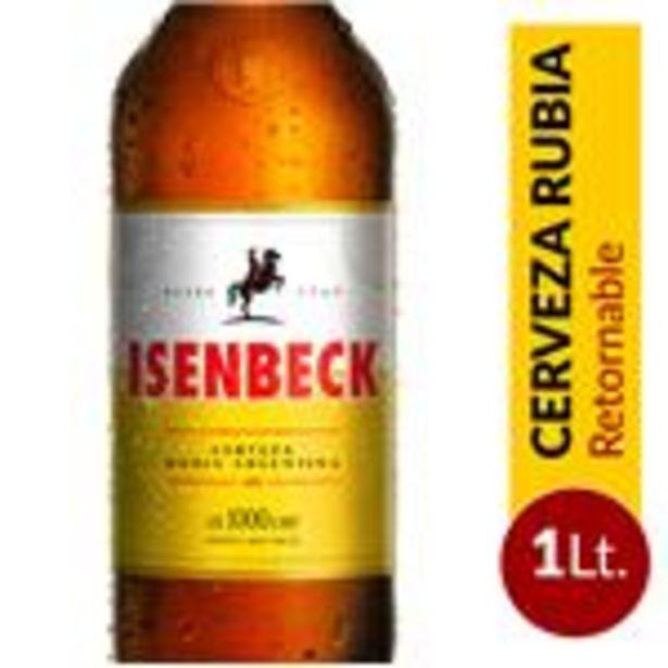 Oferta de Cerveza  ISENBECK   Botella 1 L por $113,55