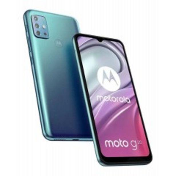 Oferta de Celular Motorola Moto G20 Azul 4Gb y 64Gb por $31292