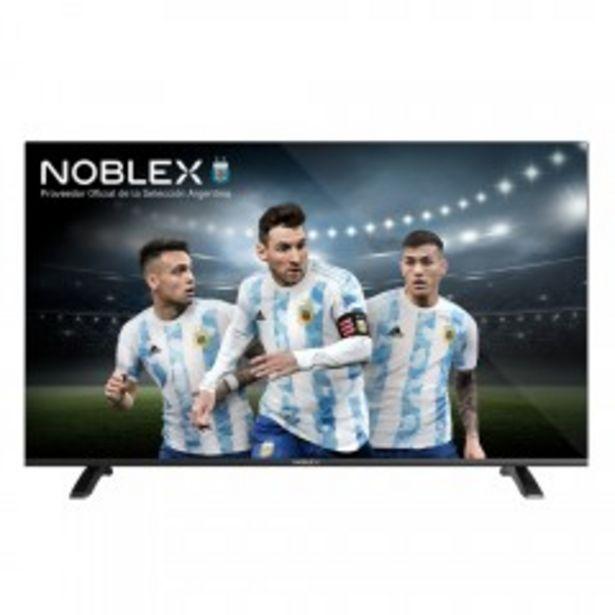 Oferta de Smart Tv Led Noblex Led 43'' Full Hd Dm43x7100 Android por $45993