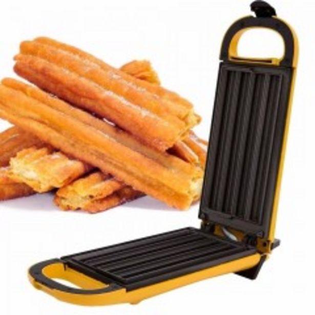 Oferta de Fabrica De Churros Atma Finger Food Ch8110n por $3058