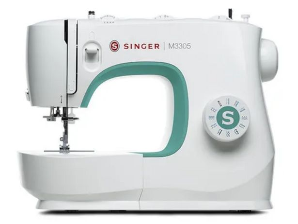 Oferta de Maquina de Coser Singer M3305c por $48199