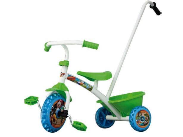 Oferta de Triciclo Unibike Little Mickey 301101 por $10799