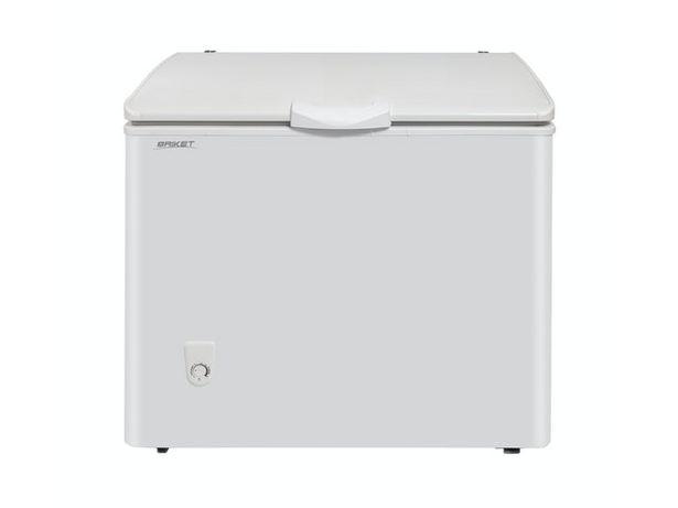 "Oferta de Freezer Briket FR2500 HC Blanco 224L ""A"" por $54999"