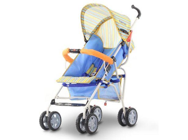 Oferta de Coche de paseo Bebesit 8 ruedas1063 Azul Naranja (80410) por $7999