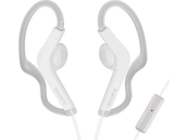 Oferta de Auricular Sony S210Ap In Ear Deport Manos libres Color Blanco por $3299
