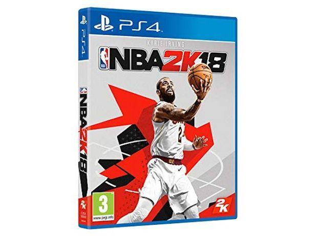 Oferta de Video Juego PLAYSTATION Juego NBA  2018 P/PS4 por $1499
