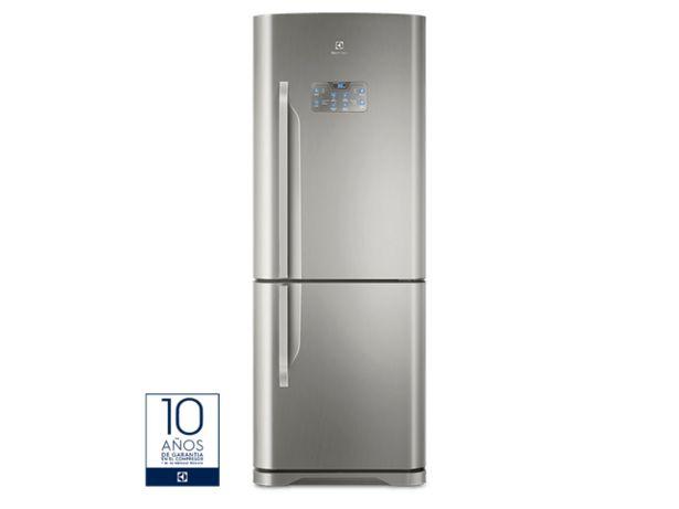 Oferta de Heladera Electrolux Db53X 491 Litros No Frost Acero Inoxidable (401148) por $213399