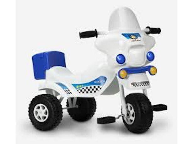 Oferta de Triciclo Policia Kuma 300010 Blanco por $9199