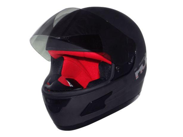Oferta de Casco Vertigo Ik3000 Hk7 Solid Negro Mate M por $6599