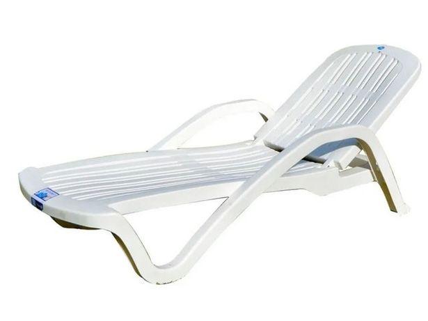 Oferta de Reposera Voss2000 Reposera Miami Blanca (298100) por $16699