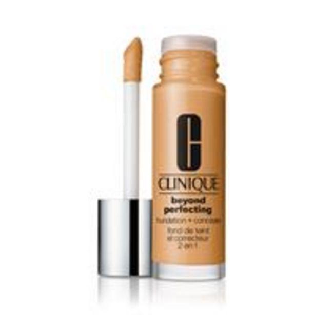 Oferta de Base de Maquillaje Clinique Beyond Perfecting Base de Maquillaje + Corrector 30ml 10 por $5290