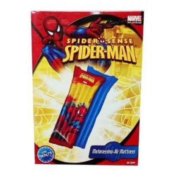 Oferta de Colchoneta Inflable Spiderman por $1498