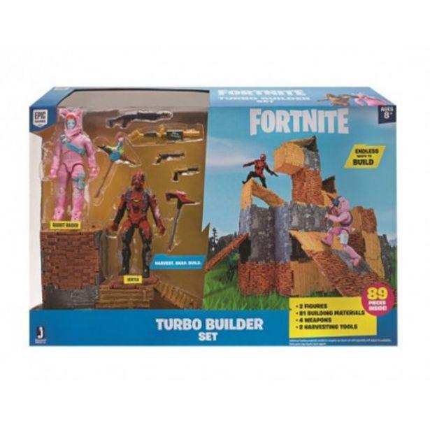 Oferta de Dos Figuras Articuladas Y Accesorios  Fortnite por $12082