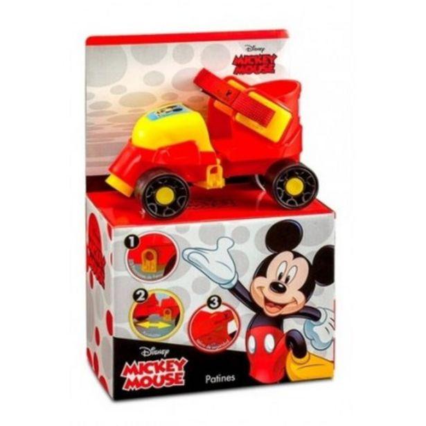 Oferta de Patines Cuatro Ruedas Mickey por $3537