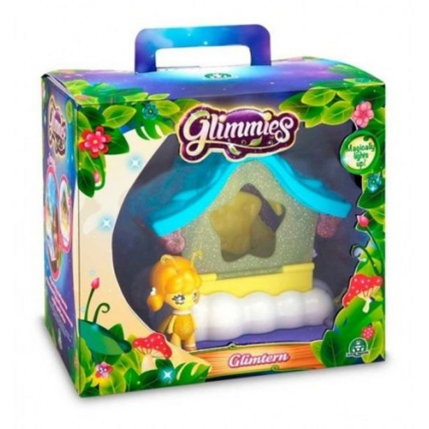 Oferta de Casa Con Mini Muñeca Con Luz-glimmies por $1497