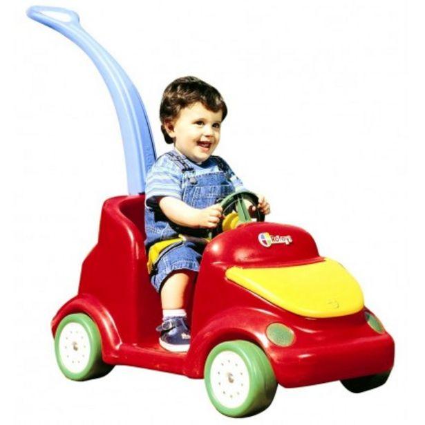 Oferta de Auto De Paseo Bebe Manija Baul Cinturon Rotoys por $27405