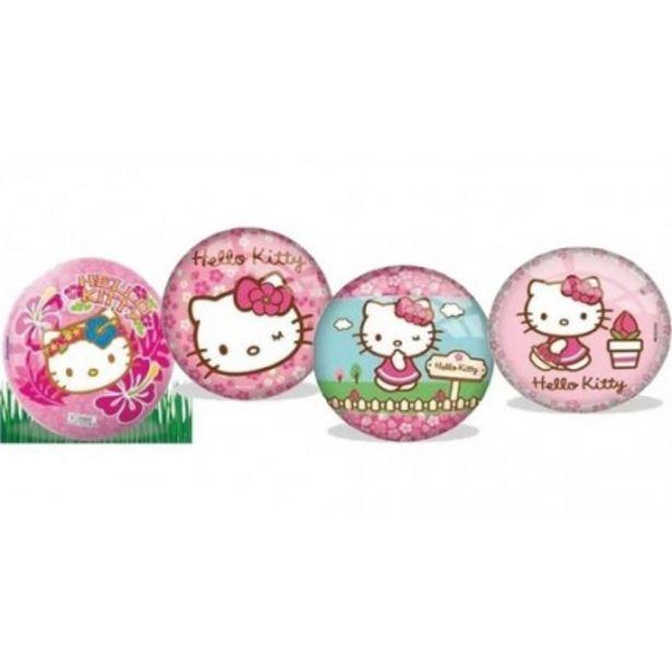 Oferta de Hello Kitty Pelota Pvc 23 Cm por $91