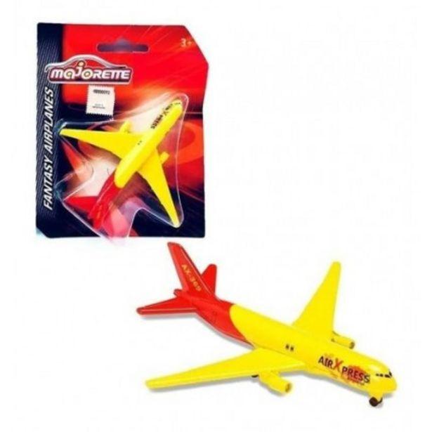 Oferta de Avion Majorette 1.64 - Fantasy Airplane. Avion De Metal por $1201