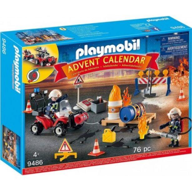 Oferta de Calendario De Adviento Operacion De Rescate -playmobil por $12600