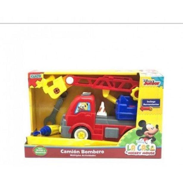 Oferta de Camion Mickey Clubhouse por $3420