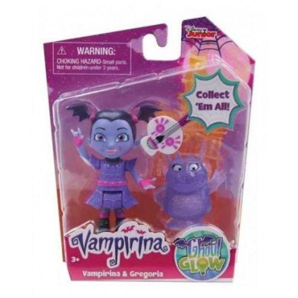 Oferta de Figura Vampirina + Accesorio.  Figura De 3 Y 2 Accesorios D por $2911
