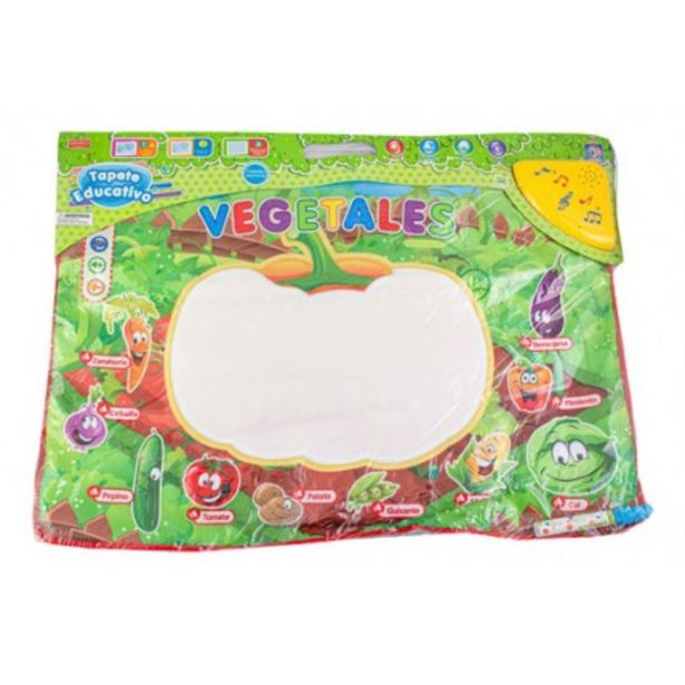 Oferta de Alfombra Interactiva Vegetales por $739