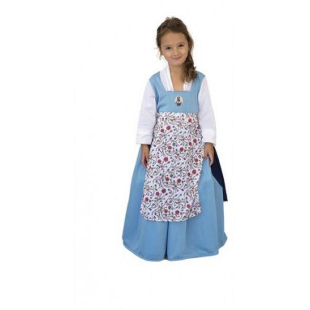 Oferta de Disfraz Infantil -  La Bella Pelicula Campesina Con Luz T0 por $2286