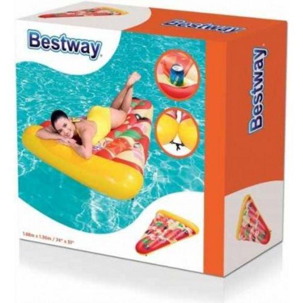 Oferta de Pizza Party Inflable -1.88m X 1.30m - Bestwey por $5112