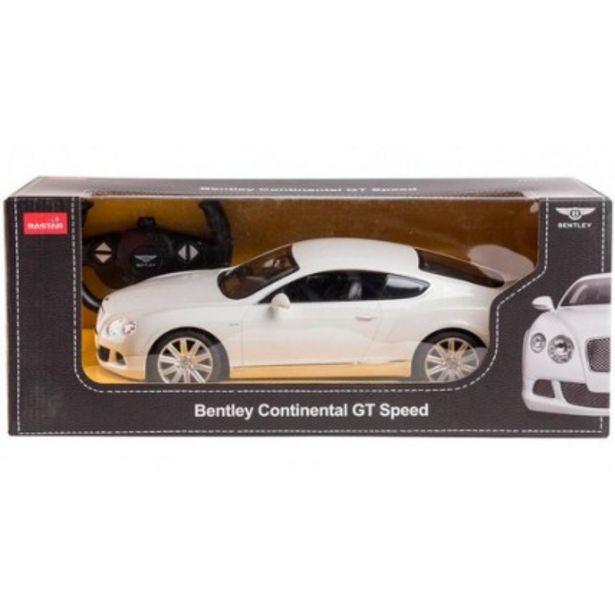 Oferta de Auto A Control Remoto - 1:14 Bentley Confinental Gt Speed por $12195