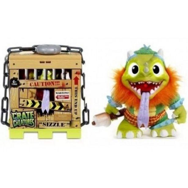 Oferta de Crate Creatures Mounstrito Interactivo Muñeco por $11700
