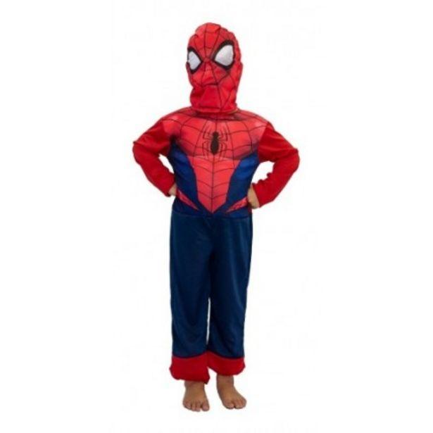 Oferta de Disfraz EconÓmico Spiderman Talle 2 por $2041