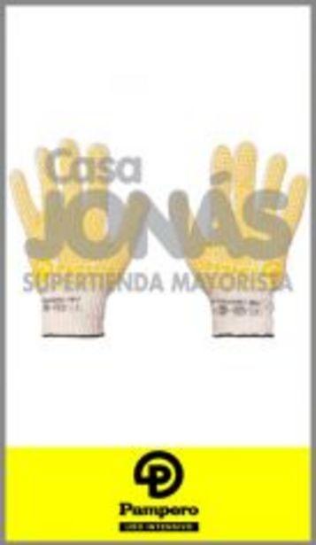 Oferta de Guante de algodon moteado Pampero en talle unico por $65,99