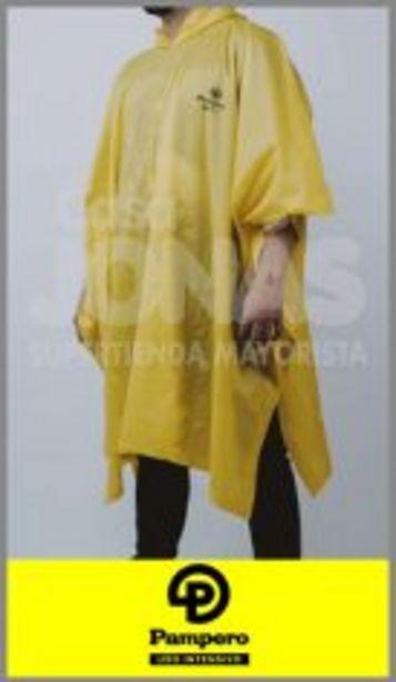 Oferta de Poncho de lluvia Pampero talle único por $799,99